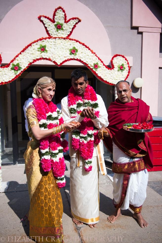 Monroeville Jain Temple Indian Weddings-34