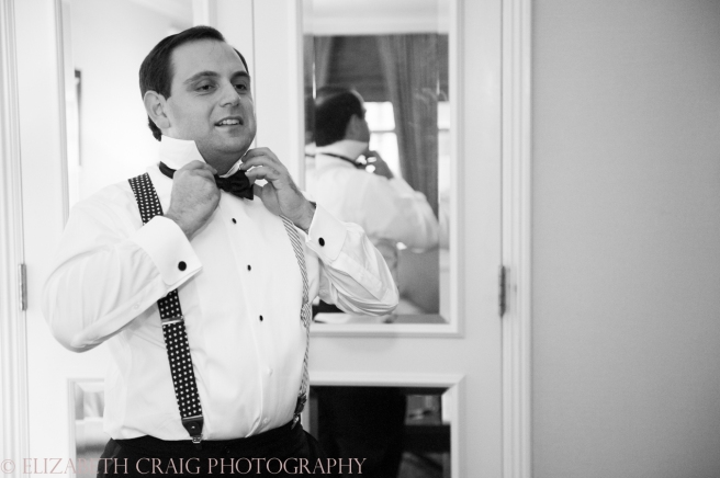 Omni William Penn Getting Ready Wedding Day Photos | Renaissance Suite-6
