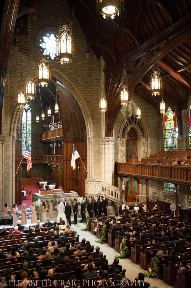 Pittsburgh First Presbyterian Church Weddings-19