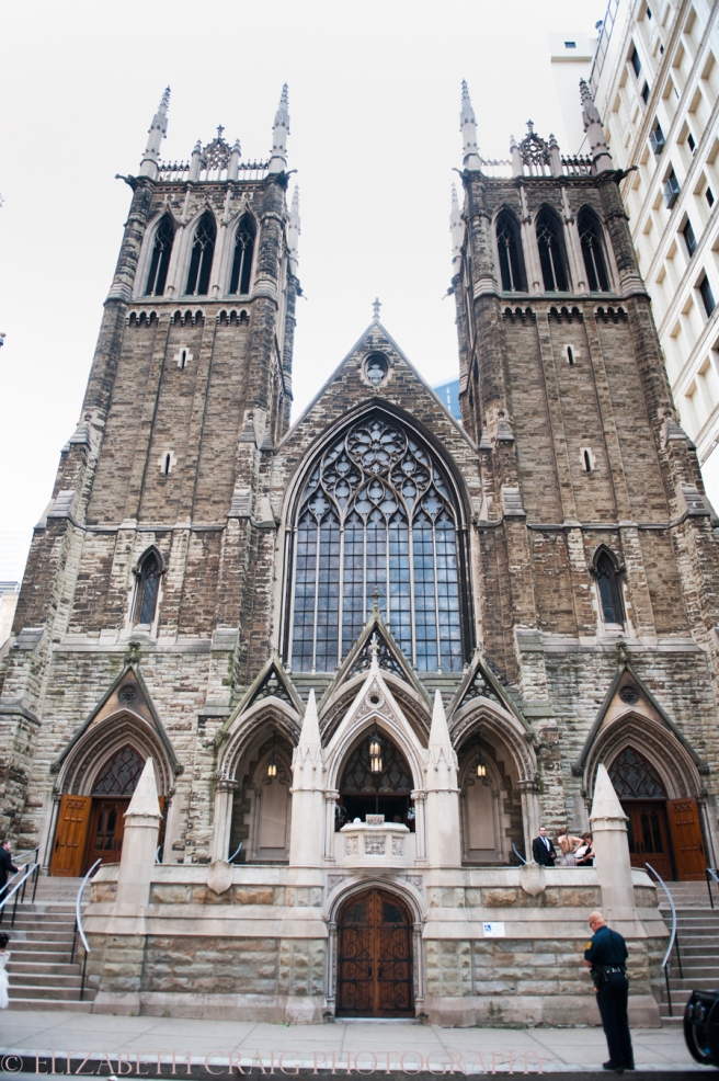 Pittsburgh First Presbyterian Church Weddings-2