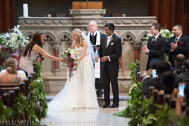 Pittsburgh First Presbyterian Church Weddings-34
