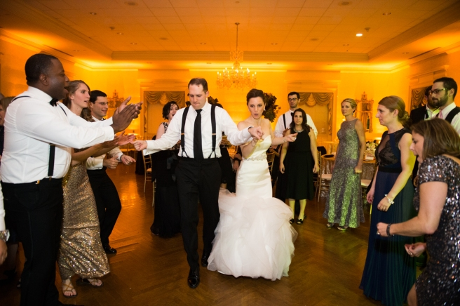 Pittsburgh Field Club Weddings | Elizabeth Craig Photography-221