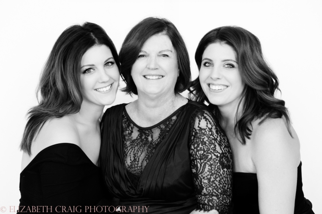 Mother Daughter Photography Sessions | Generations Photography Sessions | Elizabeth Craig Photography-3