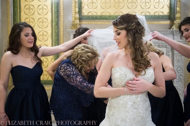 Carnegie Museum of Art Weddings | Elizabeth Craig Photography-0031