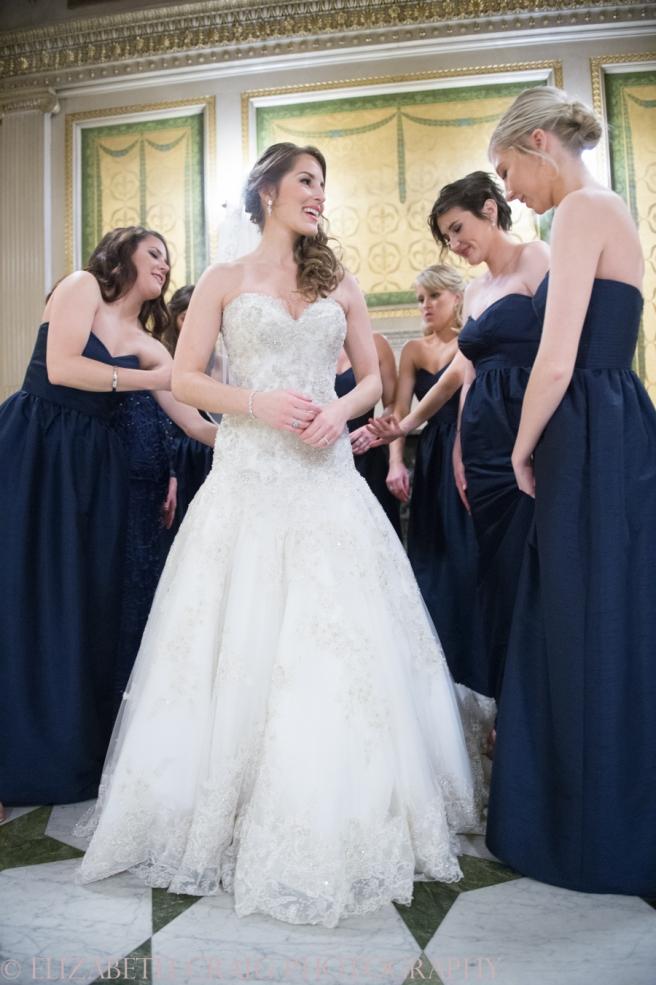 Carnegie Museum of Art Weddings | Elizabeth Craig Photography-0036