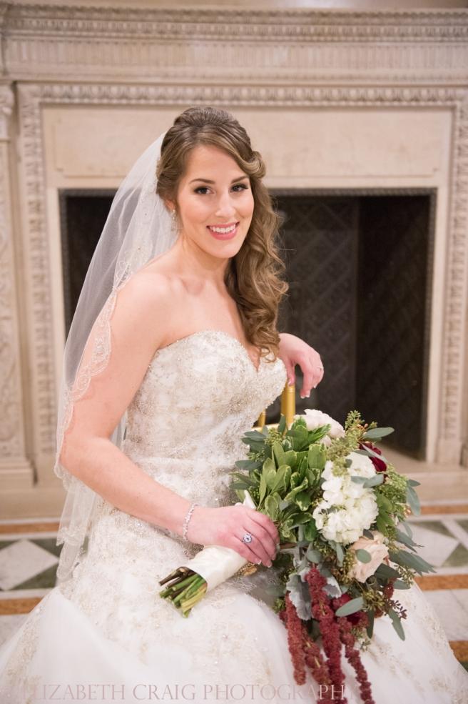 Carnegie Museum of Art Weddings | Elizabeth Craig Photography-0045