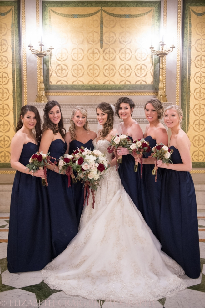 Carnegie Museum of Art Weddings | Elizabeth Craig Photography-0046
