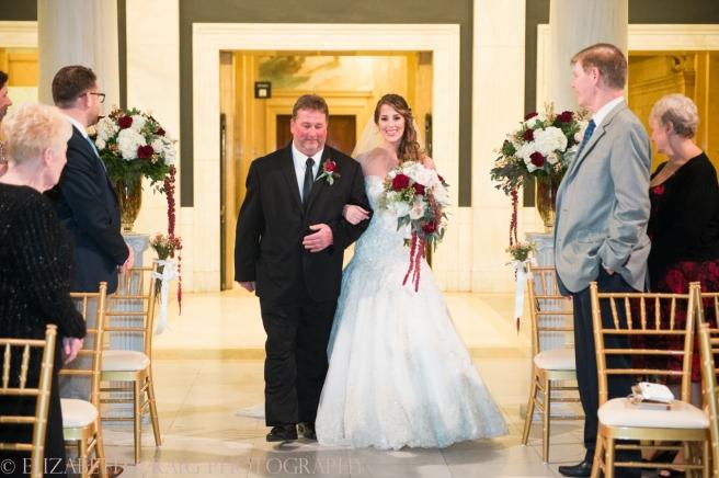 Carnegie Museum of Art Weddings | Elizabeth Craig Photography-0057