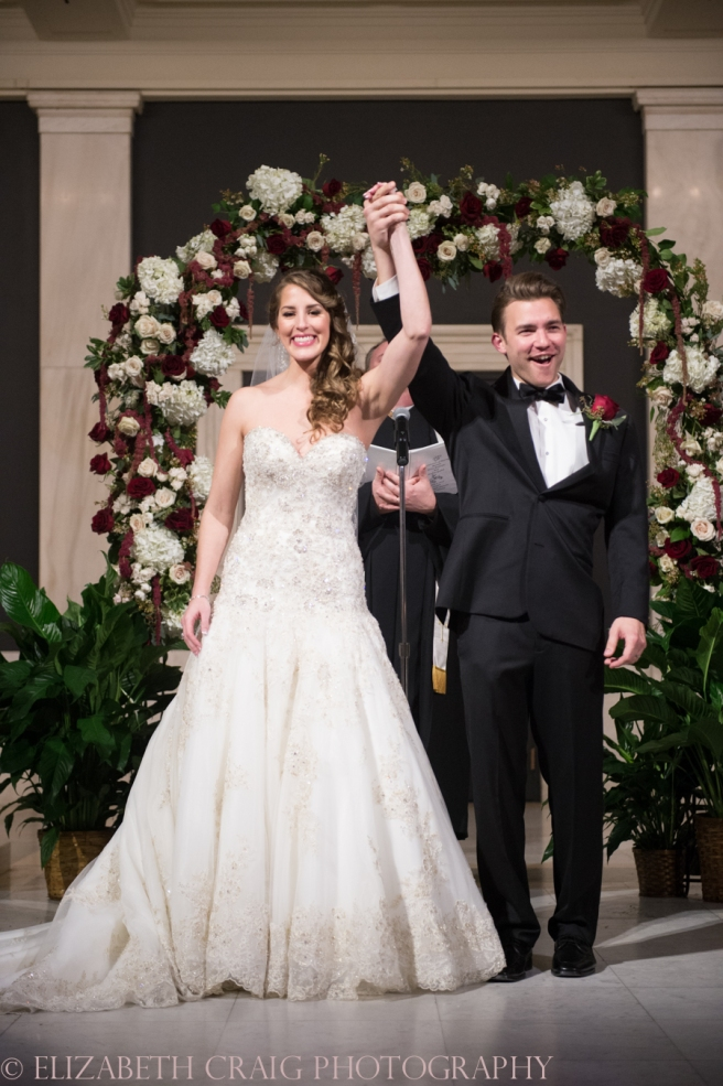 Carnegie Museum of Art Weddings | Elizabeth Craig Photography-0073