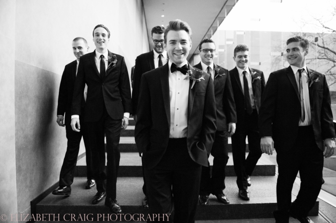 Carnegie Museum of Art Weddings | Elizabeth Craig Photography-0078