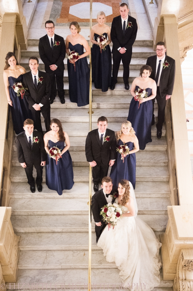 Carnegie Museum of Art Weddings | Elizabeth Craig Photography-0081