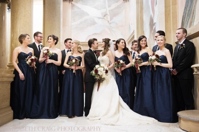 Carnegie Museum of Art Weddings | Elizabeth Craig Photography-0082
