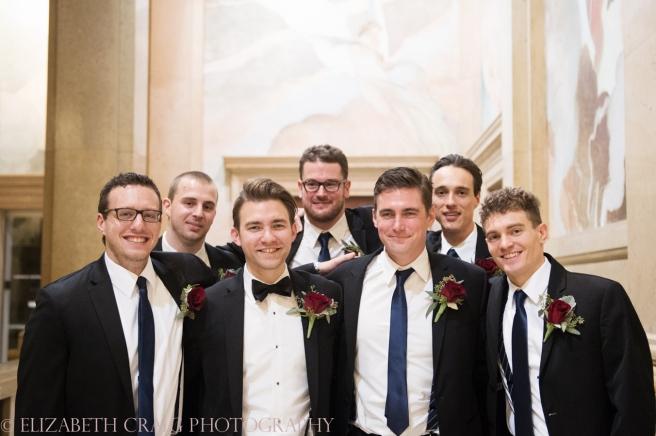 Carnegie Museum of Art Weddings | Elizabeth Craig Photography-0085