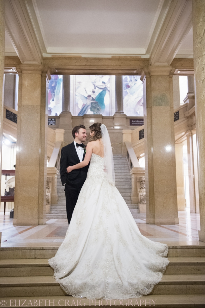 Carnegie Museum of Art Weddings | Elizabeth Craig Photography-0086