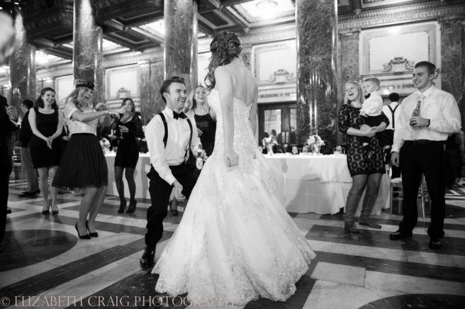 Carnegie Museum of Art Weddings | Elizabeth Craig Photography-0154