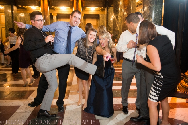 Carnegie Museum of Art Weddings | Elizabeth Craig Photography-0155