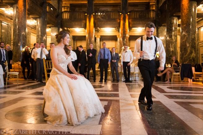 Carnegie Museum of Art Weddings | Elizabeth Craig Photography-0160