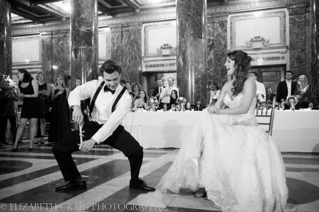 Carnegie Museum of Art Weddings | Elizabeth Craig Photography-0163