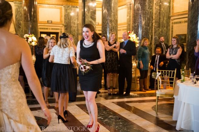 Carnegie Museum of Art Weddings | Elizabeth Craig Photography-0165