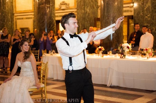 Carnegie Museum of Art Weddings | Elizabeth Craig Photography-0166