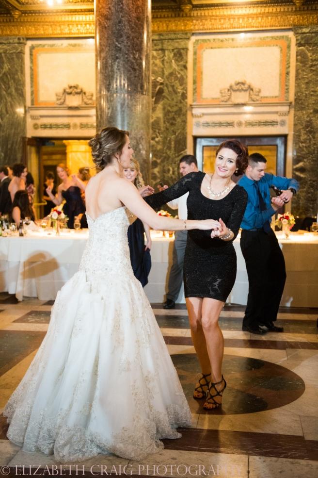 Carnegie Museum of Art Weddings | Elizabeth Craig Photography-0169