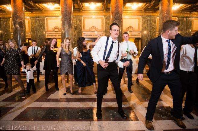 Carnegie Museum of Art Weddings | Elizabeth Craig Photography-0172