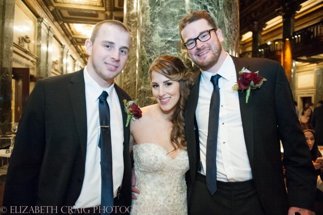Carnegie Museum of Art Weddings | Elizabeth Craig Photography-0173