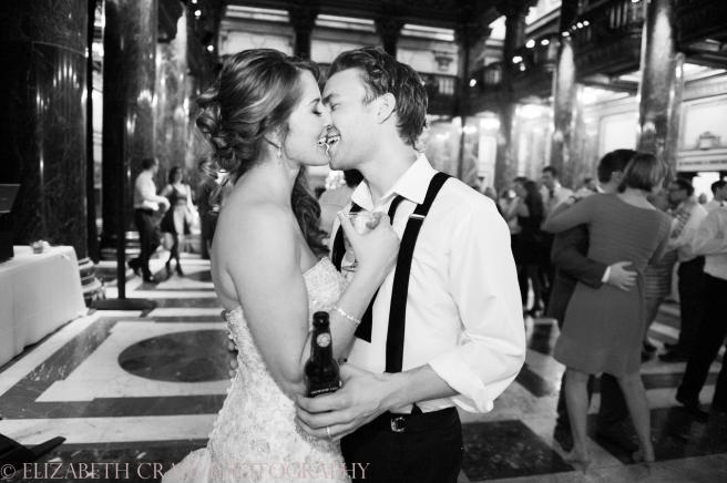 Carnegie Museum of Art Weddings | Elizabeth Craig Photography-0180