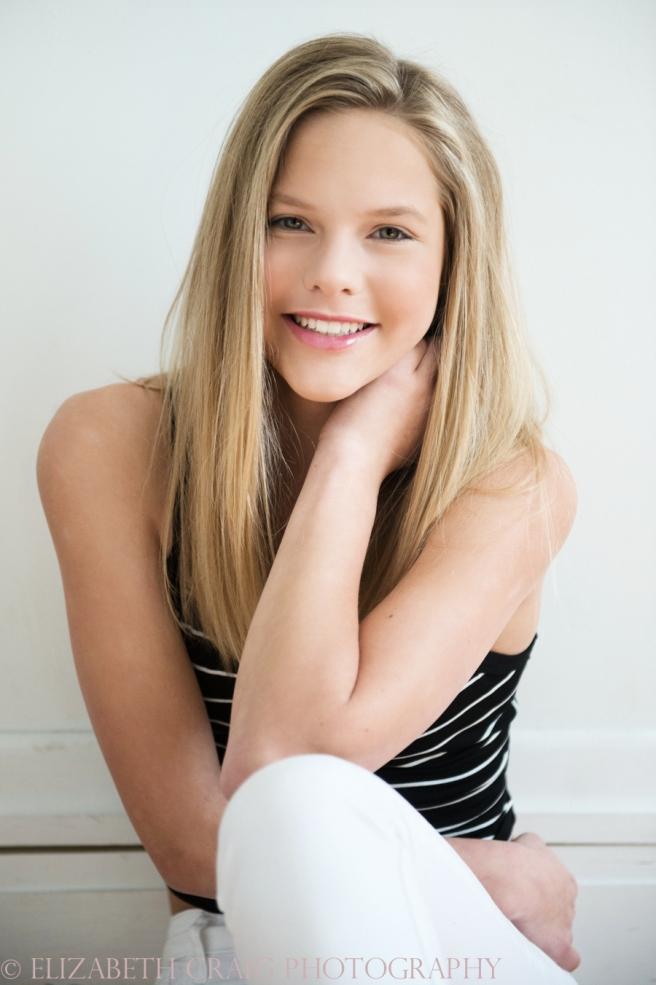 Pittsburgh Teen Girl Beauty Photography | Elizabeth Craig Photography-001