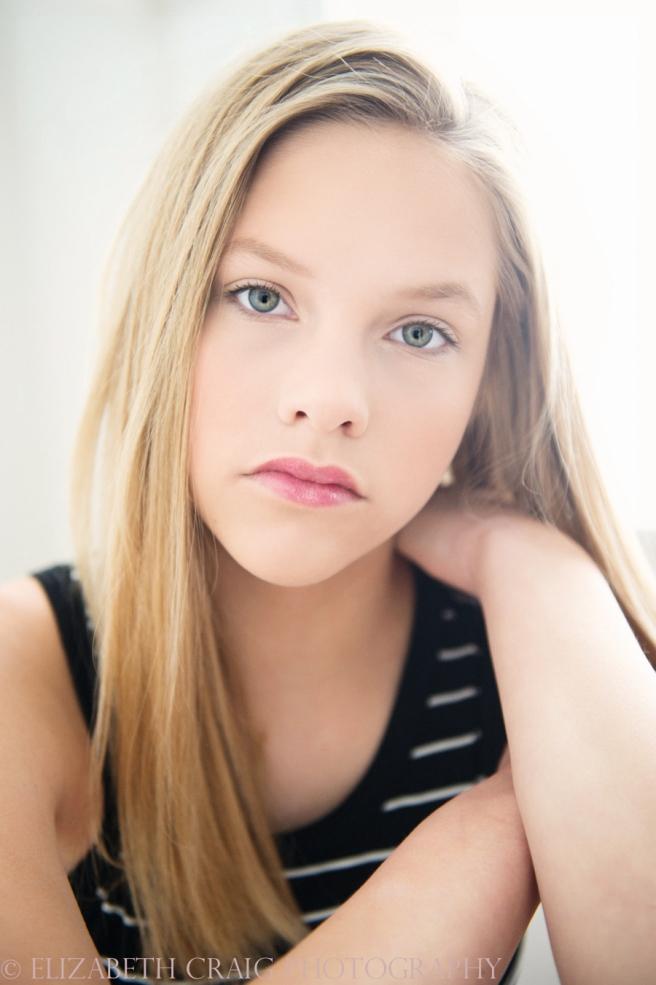 Pittsburgh Teen Girl Beauty Photography | Elizabeth Craig Photography-002