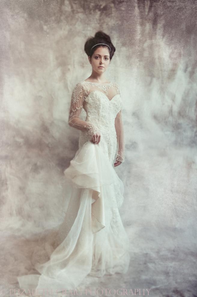 Pittsburgh Bridal Portraits | Elizabeth Craig Photography-004