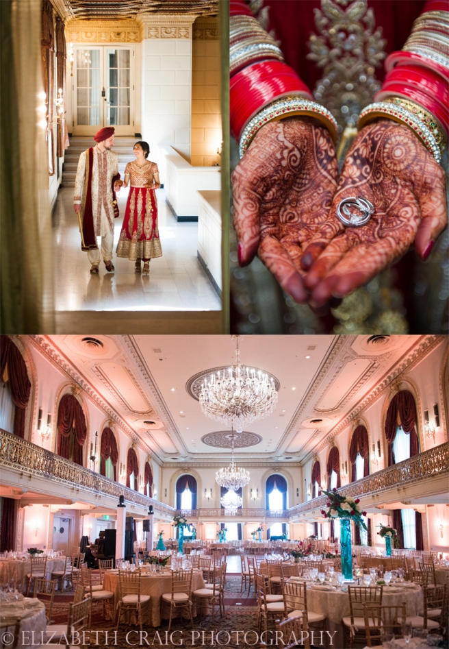 Pittsburgh Indian Christian Weddings | Elizabeth Craig Photography-001