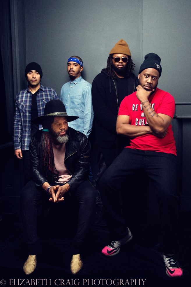 Robert Glasper Band-1
