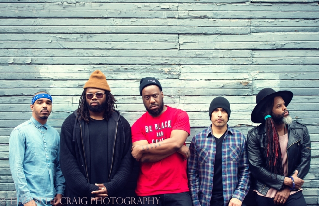 Robert Glasper Band-6