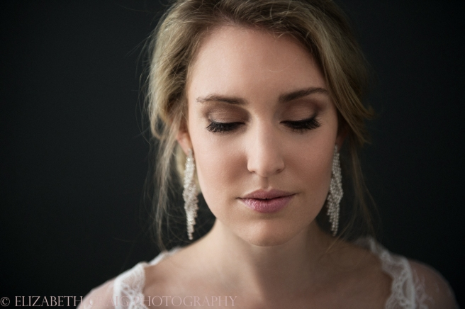 Romantic Bridal Boudoir Photos | Elizabeth Craig Photography-12
